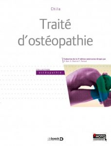 """Livre """"Traité d'Ostéopathie"""""""
