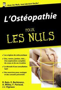 """Livres """"L'Ostéopathie pour les Nuls"""" - Pour le grand public et les étudiants en ostéopathie"""