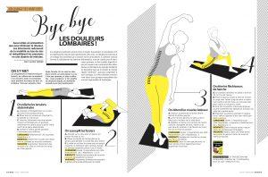 Bye Bye les douleurs de dos - Par Eytan Beckmann Ostéopathe Paris 13