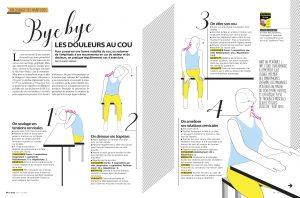Bye Bye les douleurs de cou - Par Eytan Beckmann Ostéopathe Paris 13