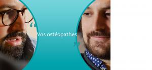Vos ostéopathes Paris 13